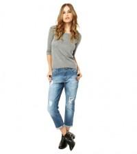 Os modelos de jeans para usar no inverno 2015 estão bem diversificados (Foto: dafiti.com.br) 299,00