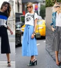 Não e tão difícil usar moda pantacourt no verão (Foto: pinterest.com)