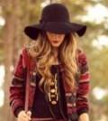 Moda Boho Chic Inverno 2016