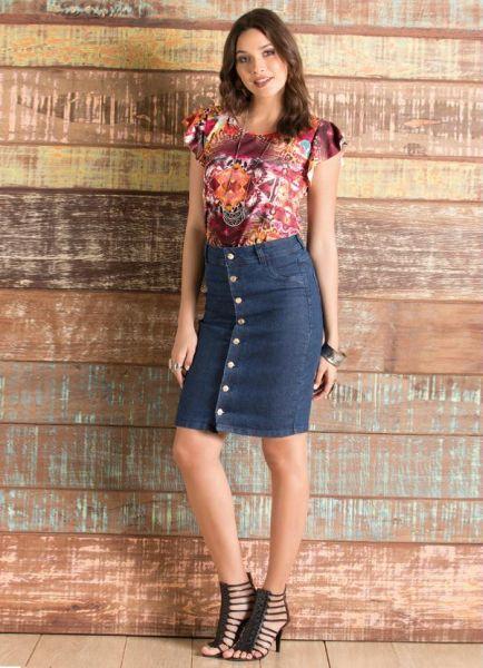(Foto: posthaus.com.br) Saia R$ 119,99