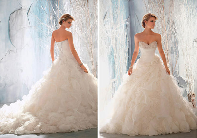 Foto: Vestidos de Noiva