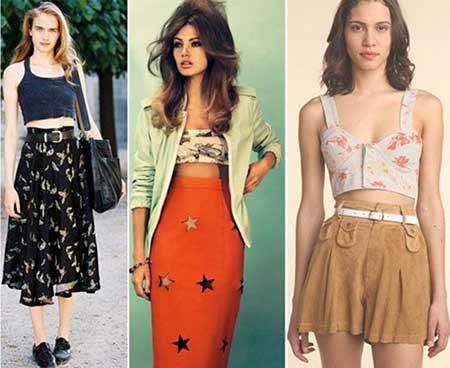 moda feminina dos anos 80
