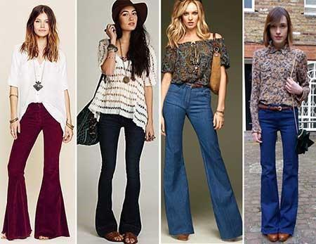 moda anos 80 feminina