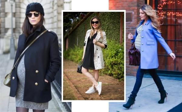 dicas moda gestante inverno 2017