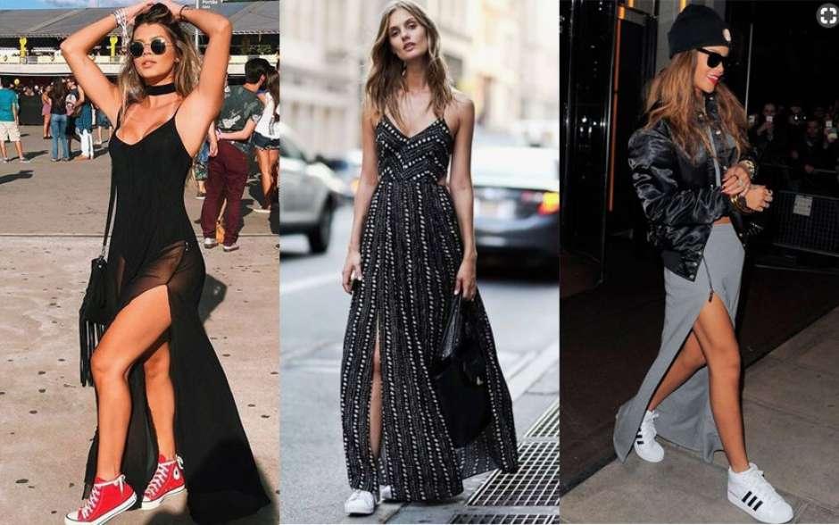 tendências de moda feminina