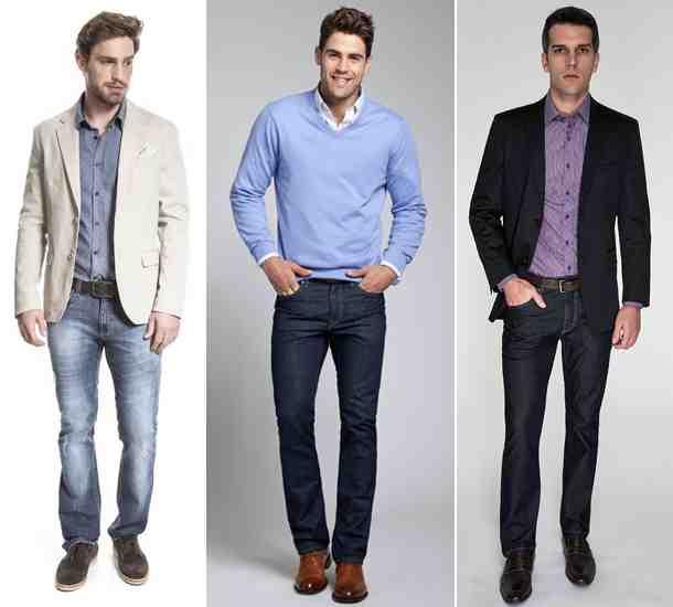 moda masculina social inverno