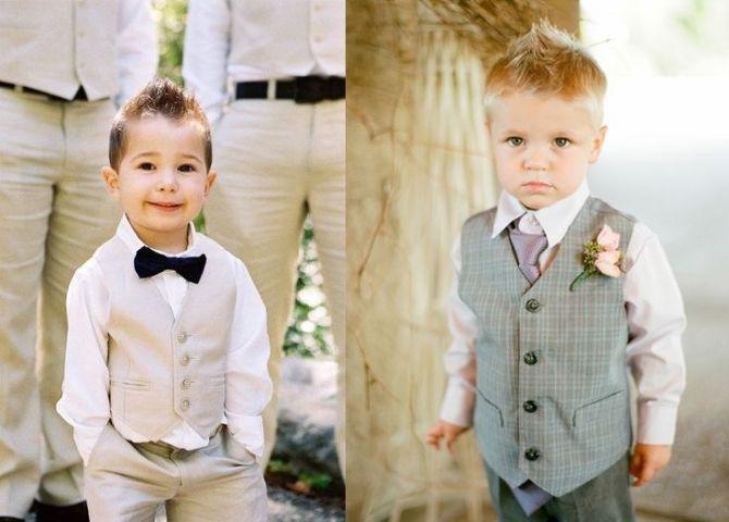 roupa social masculina infantil para casamento