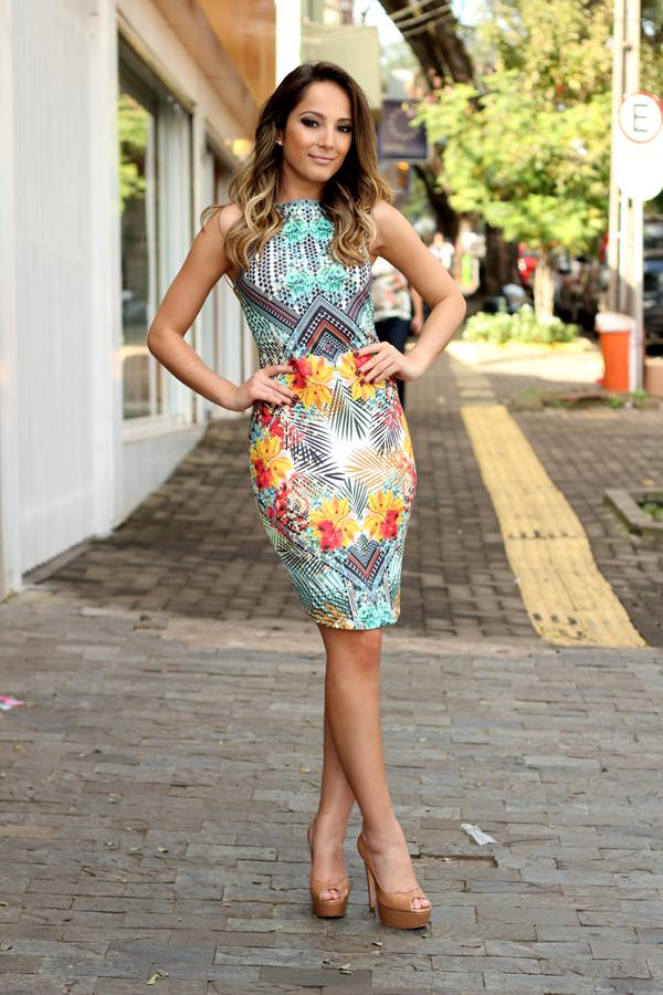 fotos de vestidos tubinho