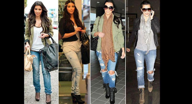 looks com botas e jeans