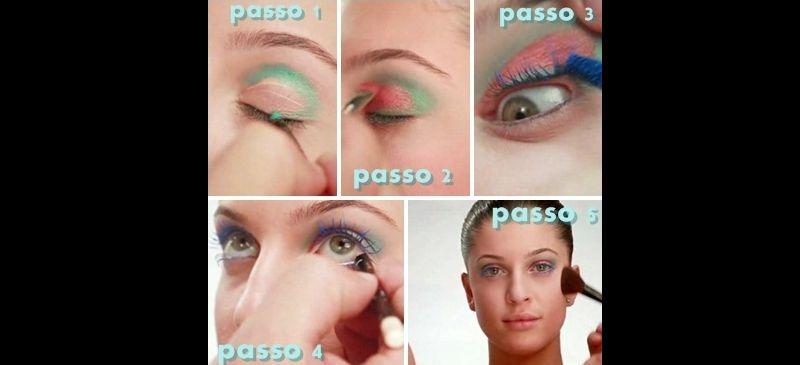 make carnaval passo a passo