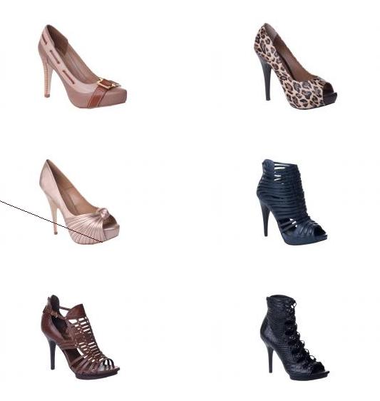 0fb07969a30 Coleção Mundial Calçados 2011 ...