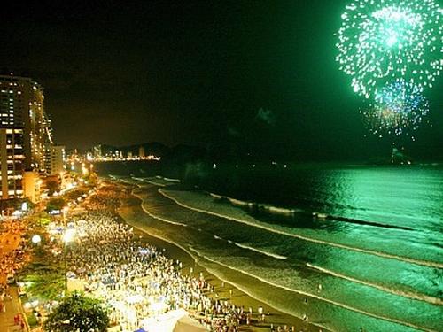 Réveillon Copacabana