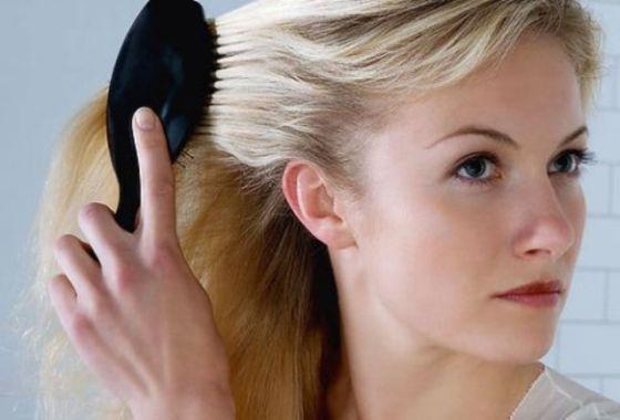 Reconstrução de cabelo de queratina Ryazan