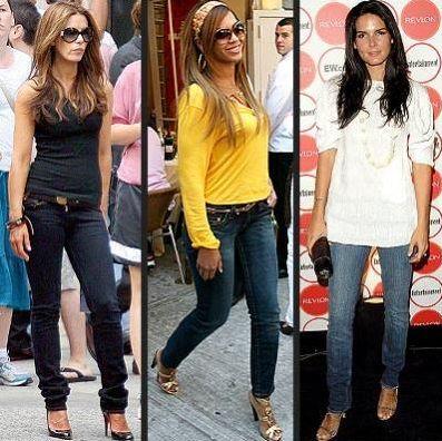 Dicas De Looks Vers Teis Com Jeans