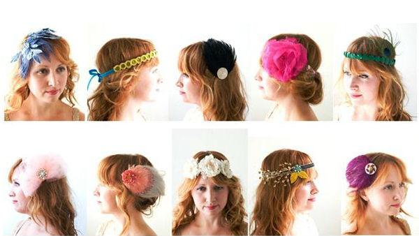 penteados carnaval 2013