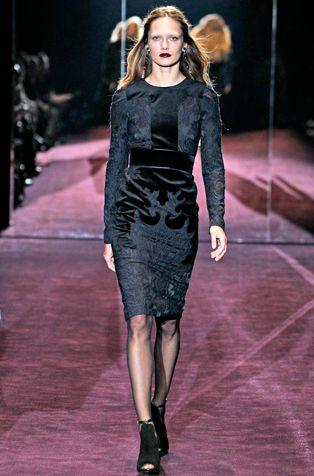 a5b68d6448e1b Coleção Gucci Outono-Inverno 2012 2013 - Dicas de moda - Você mais ...