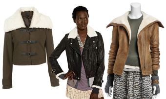 Tendências de Jaquetas do Inverno 2012