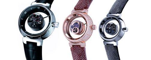 Modelos de Relógios Louis Vuitton