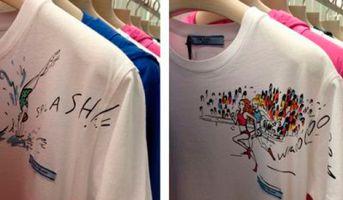 Coleção de Camisetas Quase Olímpicas da Prada