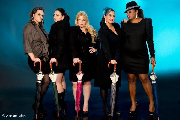 A campanha plus size inverno 2013 está belíssima e traz as mais concorridas modelos plus size do país (Foto: Divulgação)
