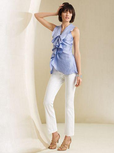 As roupas para trabalhar no verão devem ser as mais frescas possíveis (Foto: Divulgação)