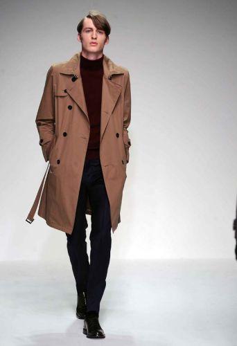 A moda masculina inverno 2014 está tão eclética quanto a moda feminina vem apresentando-se (Foto: Divulgação)
