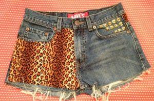 Shorts Jeans Customizados