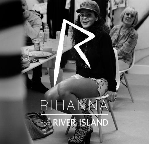 A coleção de roupas da Rihanna está surpreendendo pela beleza e sofisticação (Foto: Divulgação)