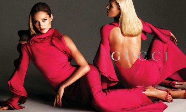 A campanha verão 2013 da Gucci está tão sofisticada quanto a coleção (Foto: Divulgação)