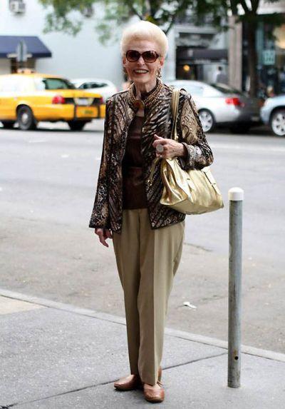 A moda inverno para mulheres maduras está tão interessante quanto a moda para as mais jovens (Foto: Divulgação)