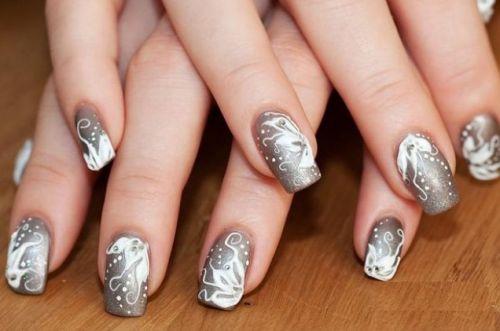 As unhas decoradas moda inverno 2013 deixarão suas produções invernais muito mais diferenciadas (Foto: Divulgação)
