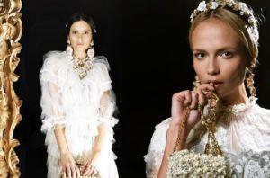 f81934687d0cf A grife italiana Dolce   Gabbana não é especializada somente em roupas para  o prêt-à-porter e em peças de alta-costura, a dupla também se envereda pelo  ...