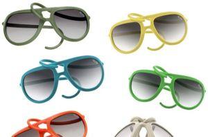 Óculos de Silicone Colorido