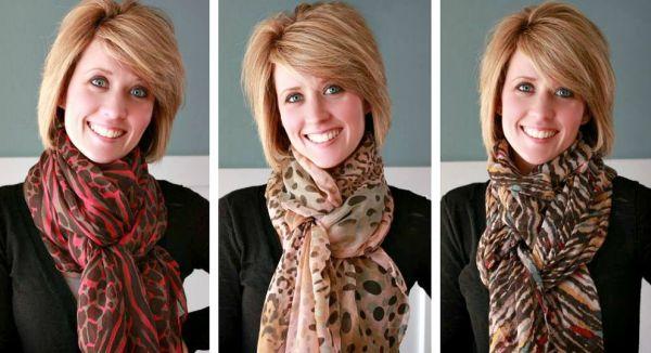 Invista nas amarrações de lenço e dixe seu look sempre renovado (Foto: Divulgação)