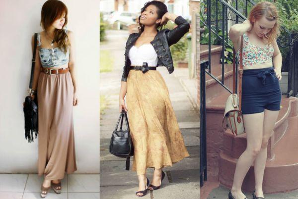A tendência de moda dos bustiês no verão 2014 está fortíssima (Foto: Divulgação)