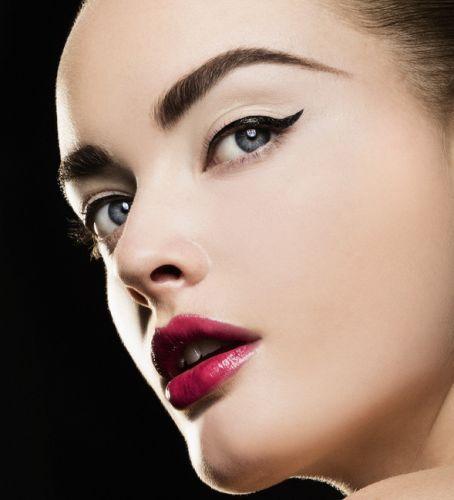 A maquiagem para levantar o olhar é ótimo truque de maquiagem (Foto: Divulgação)