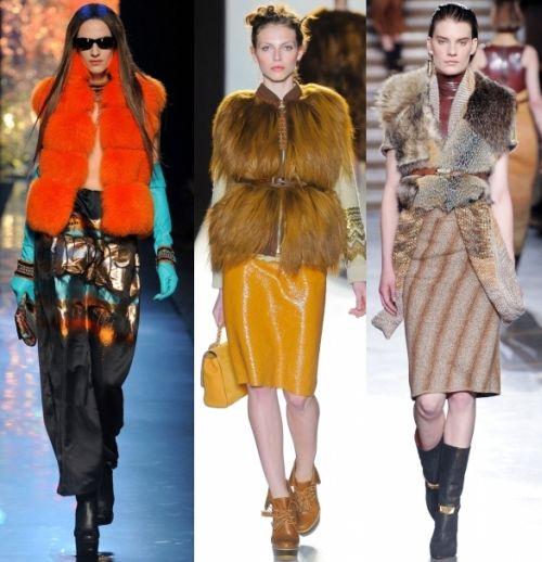 A moda do maxicolete está fazendo o maior sucesso neste inverno 2013 (Foto: Divulgação)