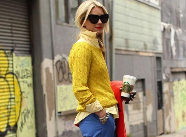 Usar um suéter sem ficar brega é mais fácil do que você imagina (Foto: Divulgação)