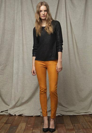 Moda de Calça Encerada   51