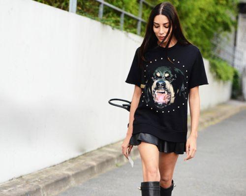A tendência de moda animal face ainda segue firme e forte por mais uma temporada fashion (Foto: Divulgação)