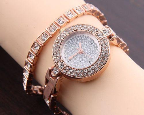 307453df496 Moda de Relógios Femininos 2013