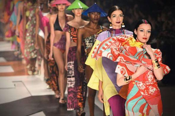 As estampas da moda verão 2014 deixarão os looks da próxima temporada ainda mais frescos de descontraídos (Foto: Divulgação)