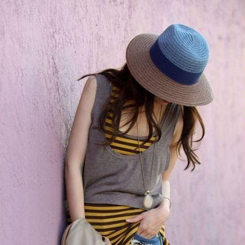 Invista nos bonés e chapéus moda verão 2014 para diferenciar seu visual na próxima temporada (Foto: Divulgação)