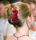 Como Usar Moda de Flores no Cabelo
