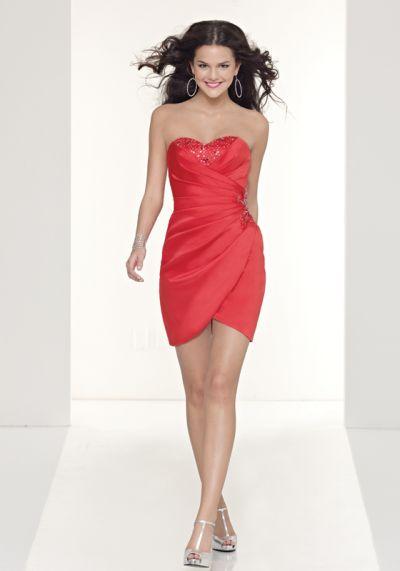 Modelos de Vestidos Curtos para Formaturas 2013  21