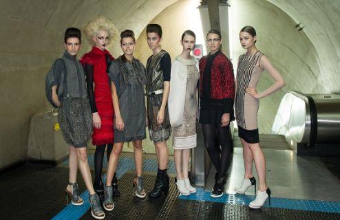 As tendências de moda do inverno 2014 estão bem ecléticas (Foto: Divulgação)