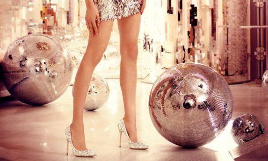 Os sapatos para ano novo 2014 podem ter o modelo que você quiser e também a cor que você quiser (Foto: Divulgação)