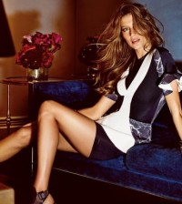 A campanha inverno 2014 Colcci está incrível, com a nossa modelo número 1, Gisele Bündchen esbanjando charme e beleza (Foto: Divulgação)