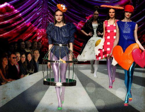As roupas de passarelas para usar na moda 2014 devem primeiramente serem filtradas para somente depois serem incorporadas ao seu armário (Foto: Divulgação)