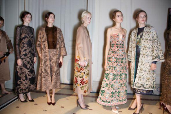 Os desfiles da moda inverno 2014 trazem muitas tendências interessantes (Foto: Divulgação)